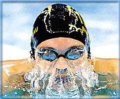 美国蛙泳选手为奥运推迟癌症手术