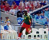 非洲雄狮勇夺奥运足球金牌