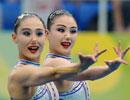 花样游泳,2008奥运会,奥运会,北京奥运会,北京,2008,中国军团