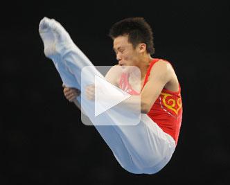 陆春龙,蹦床,夺金,奥运
