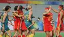 女曲,北京奥运会