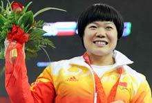 女子举重,北京奥运