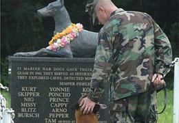 动物纪念碑:表彰它们为人类做出的重大贡献