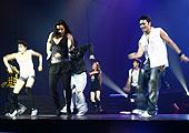 新嘉年华上市开场舞蹈