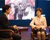湖南女副省长与崔永元飙民歌《浏阳河》