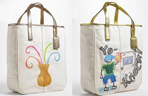 金贤重、金范、金俊设计的手提包将进行拍卖