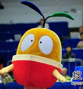 横滨世乒赛开幕式,世乒赛吉祥物