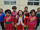 羌族少儿合唱团雏形