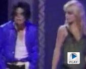 迈克尔杰克逊与布兰妮同台斗舞