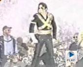 迈克尔杰克逊最后一次登台