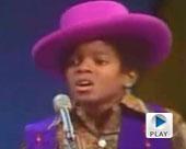 迈克尔杰克逊第一次登台首秀