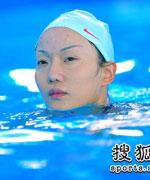 蒋文文,罗马游泳世锦赛