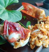 香港胡同餐厅招牌菜:桂花鱼片