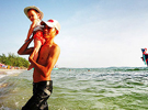 西哈努克城海滩:不为人知的成长海滩