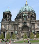 柏林大教堂,柏林田径世锦赛