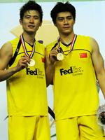 蔡赟傅海峰,羽毛球世锦赛,印度羽毛球世锦赛