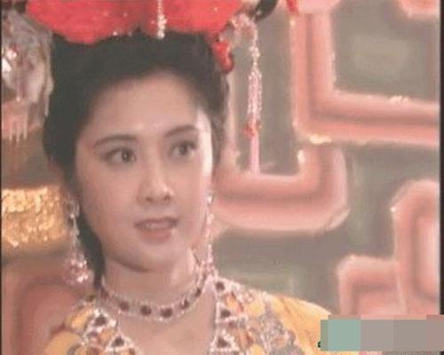 国国王朱琳去世_朱琳扮演的女儿国国王一直被认为是《西游记》的第一美女
